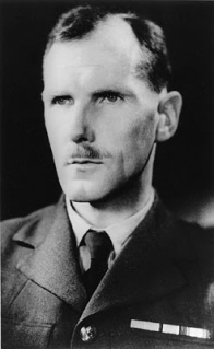 Group Captain James Stagg