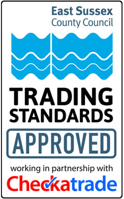 Trading Standards Approved with Checkatrade